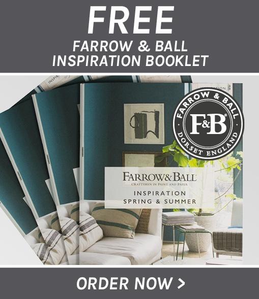 Free Farrow & Ball Inspiration Booklet Spring/Summer