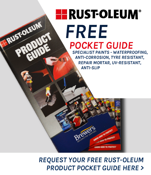 Free Rusto-Oleum pocket product guide