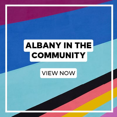 Albany in the Community - view the latest News